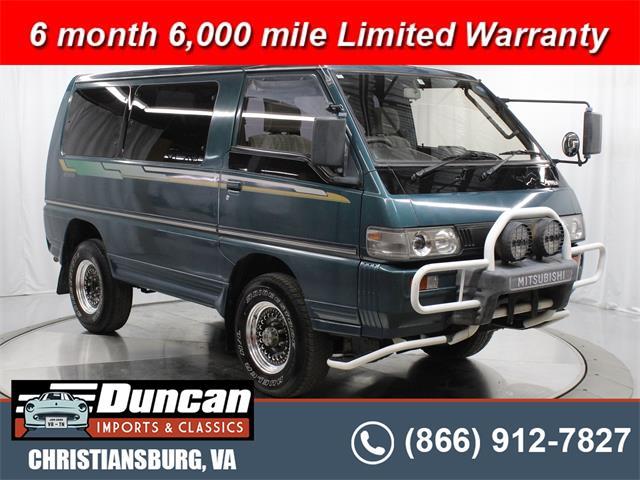 1993 Mitsubishi Delica (CC-1531107) for sale in Christiansburg, Virginia