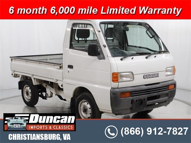 1995 Suzuki Carry (CC-1531111) for sale in Christiansburg, Virginia