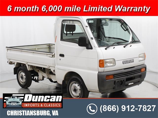1995 Suzuki Carry (CC-1531113) for sale in Christiansburg, Virginia