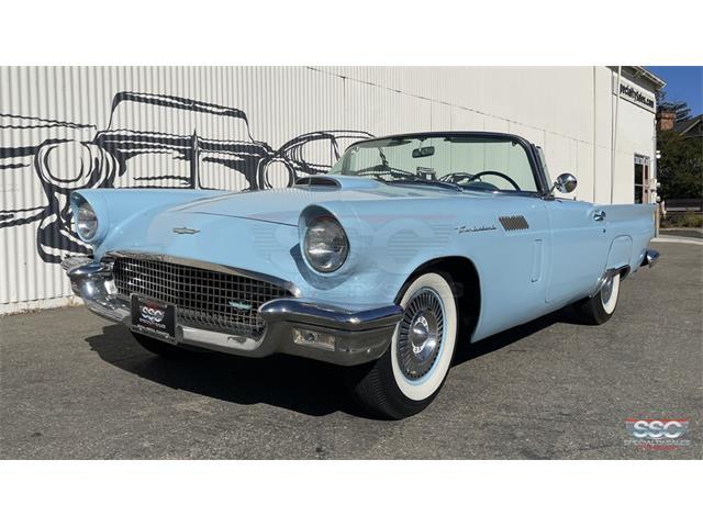 1957 Ford Thunderbird (CC-1531118) for sale in Fairfield, California