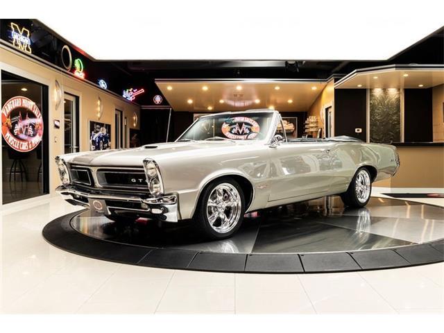 1965 Pontiac GTO (CC-1531120) for sale in Plymouth, Michigan