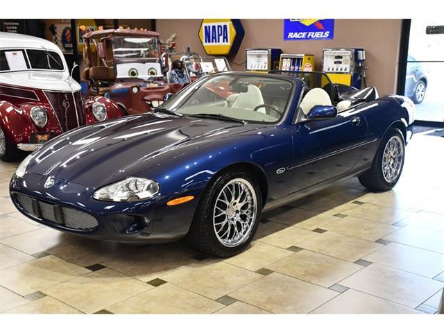 2000 Jaguar XK8 (CC-1531126) for sale in Venice, Florida