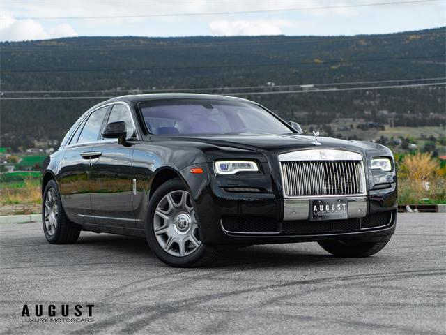 2016 Rolls-Royce Silver Ghost (CC-1530113) for sale in Kelowna, British Columbia