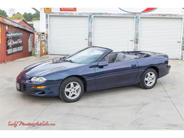 1999 Chevrolet Camaro (CC-1531131) for sale in Lenoir City, Tennessee