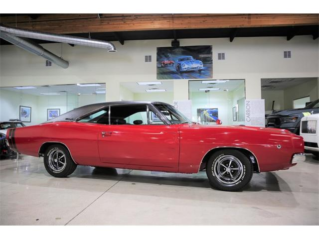 1968 Dodge Charger (CC-1531134) for sale in Chatsworth, California