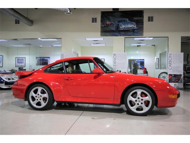 1997 Porsche 911 (CC-1531136) for sale in Chatsworth, California