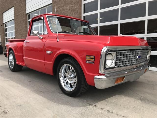 1972 Chevrolet C/K 10 (CC-1531140) for sale in Henderson, Nevada
