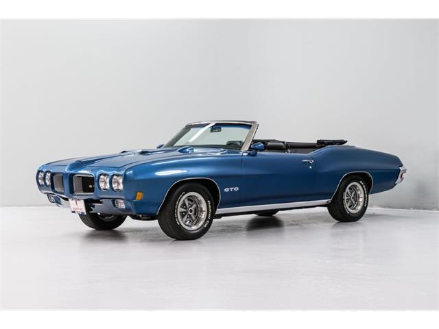 1970 Pontiac GTO (CC-1531141) for sale in Concord, North Carolina