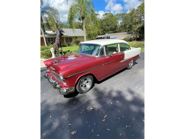 1955 Chevrolet 210 (CC-1531148) for sale in Punta Gorda, Florida