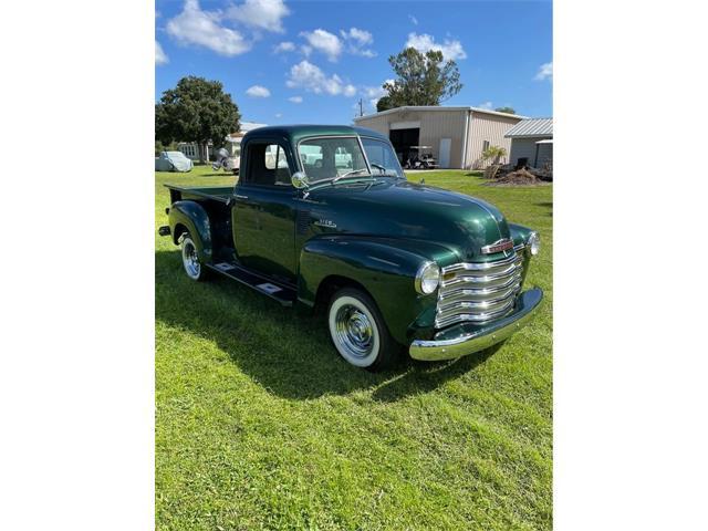 1953 Chevrolet 3100 (CC-1531149) for sale in Punta Gorda, Florida