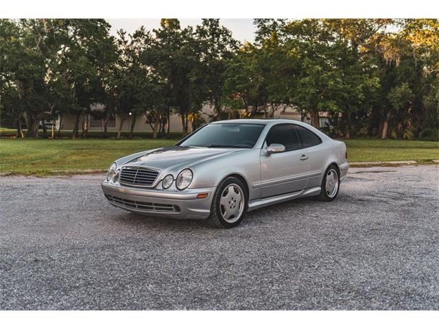 2001 Mercedes-Benz CLK (CC-1531150) for sale in Punta Gorda, Florida