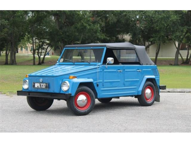 1973 Volkswagen Thing (CC-1531151) for sale in Punta Gorda, Florida