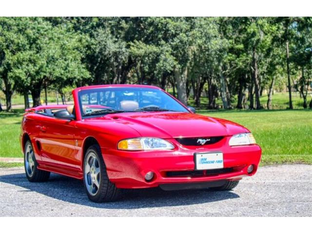 1994 Ford Mustang (CC-1531152) for sale in Punta Gorda, Florida