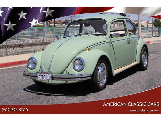 1970 Volkswagen Beetle (CC-1531154) for sale in La Verne, California