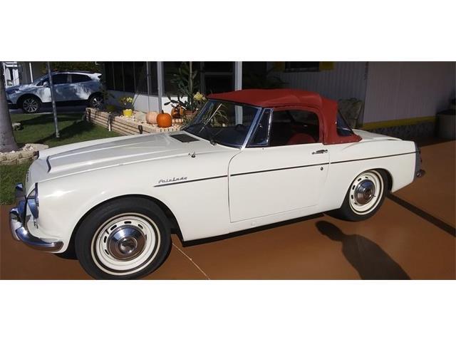 1966 Datsun Fairlady (CC-1531156) for sale in Punta Gorda, Florida