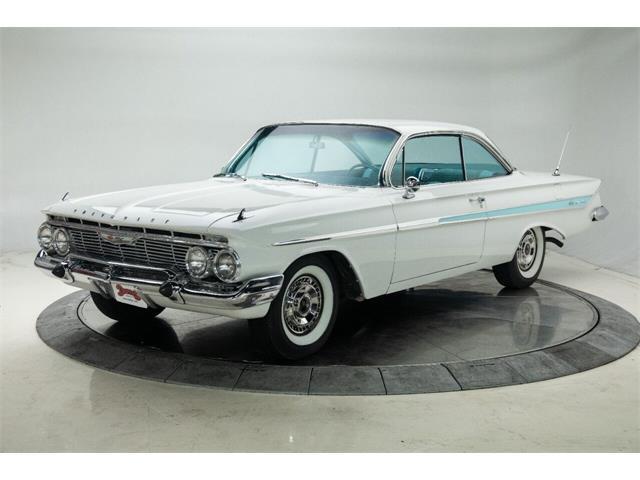1961 Chevrolet Impala (CC-1531164) for sale in Cedar Rapids, Iowa