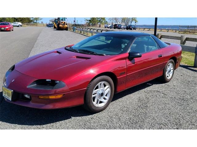 1995 Chevrolet Camaro (CC-1531166) for sale in Punta Gorda, Florida