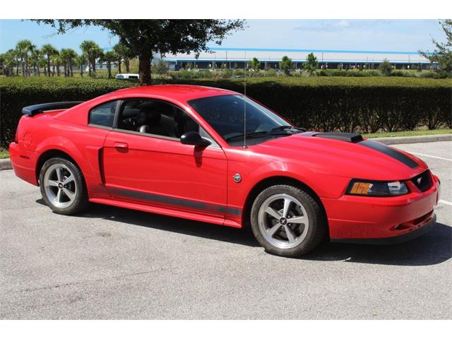 2004 Ford Mustang (CC-1531168) for sale in Sarasota, Florida