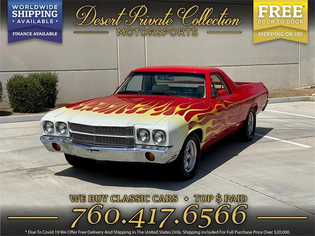 1970 Chevrolet El Camino (CC-1531173) for sale in Palm Desert , California