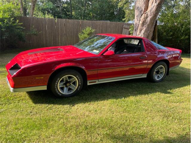 1984 Chevrolet Camaro (CC-1530118) for sale in Greensboro, North Carolina