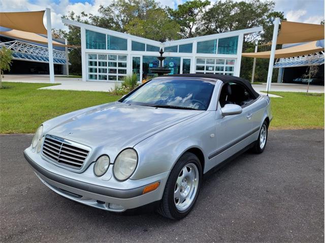 1999 Mercedes-Benz CLK320 (CC-1531180) for sale in Palmetto, Florida