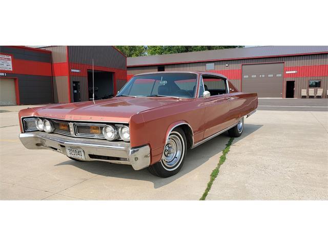 1967 Chrysler Newport (CC-1531190) for sale in Annandale, Minnesota