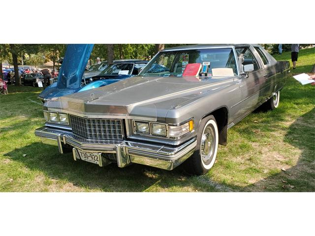 1976 Cadillac Coupe DeVille (CC-1531193) for sale in Annandale, Minnesota
