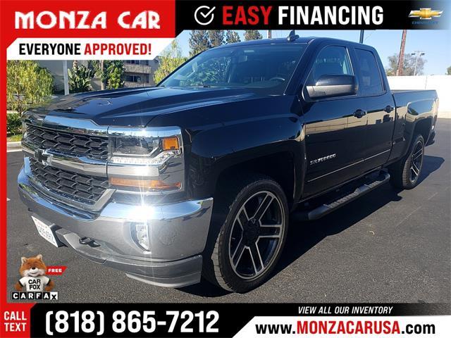 2018 Chevrolet Silverado (CC-1531202) for sale in Sherman Oaks, California