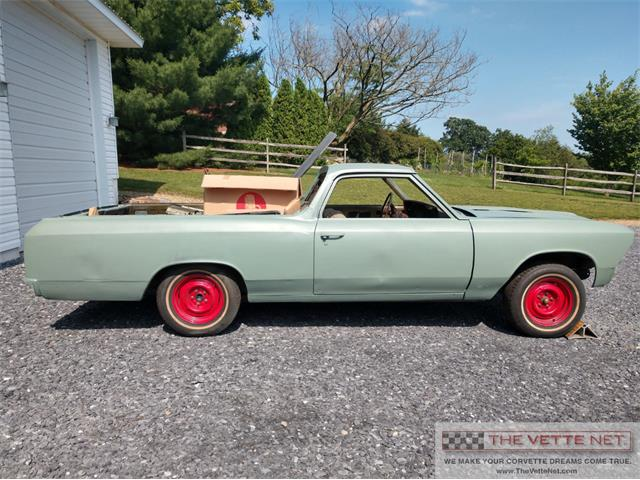 1966 Chevrolet El Camino (CC-1531205) for sale in Sarasota, Florida