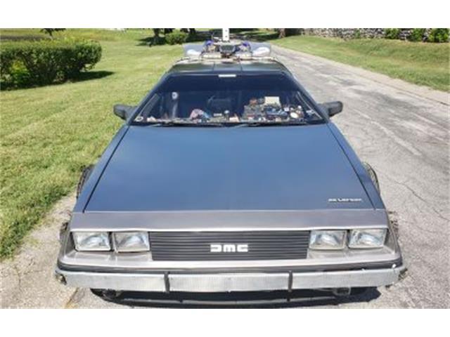 1985 DeLorean DMC-12 (CC-1530121) for sale in Cadillac, Michigan