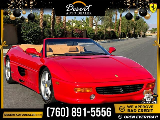 1997 Ferrari F355 (CC-1531212) for sale in Palm Desert, California