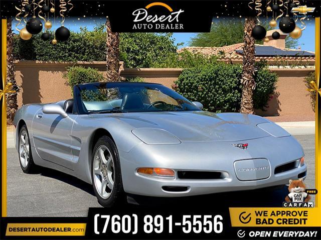 2002 Chevrolet Corvette (CC-1531217) for sale in Palm Desert, California