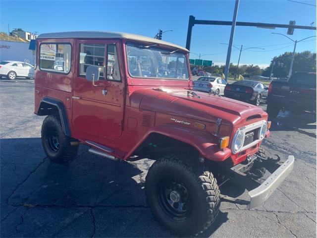 1974 Toyota Land Cruiser FJ (CC-1530122) for sale in Greensboro, North Carolina