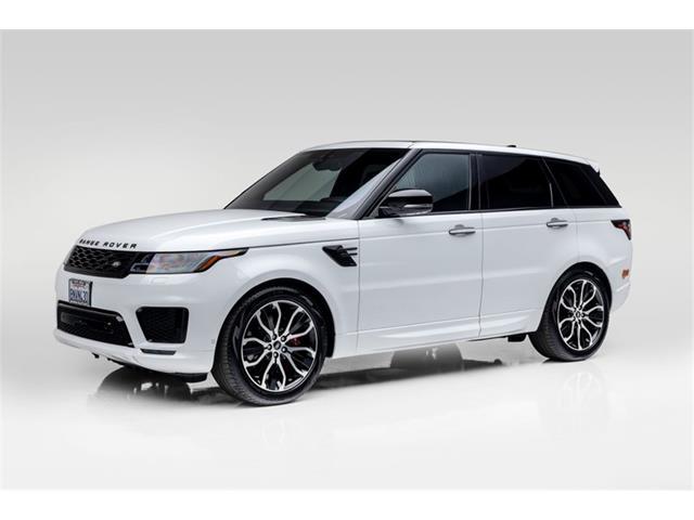 2020 Land Rover Range Rover (CC-1531221) for sale in Costa Mesa, California