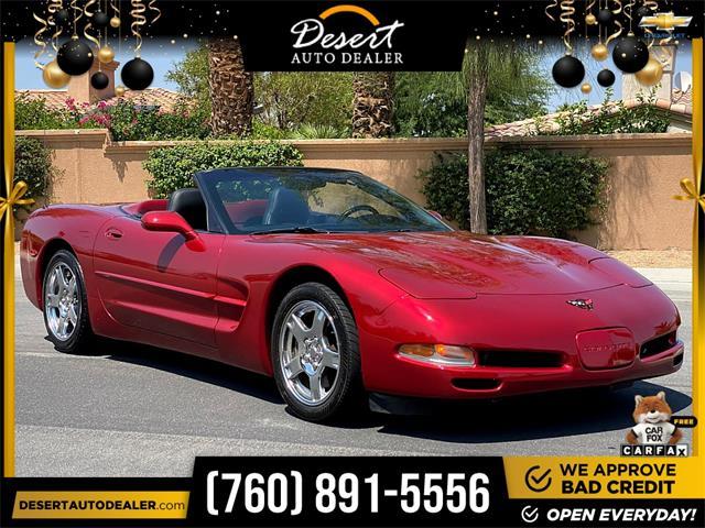 1999 Chevrolet Corvette (CC-1531224) for sale in Palm Desert, California