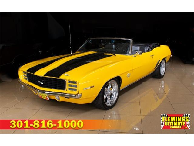 1969 Chevrolet Camaro (CC-1531229) for sale in Rockville, Maryland
