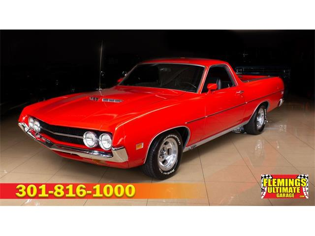 1970 Ford Ranchero (CC-1531235) for sale in Rockville, Maryland