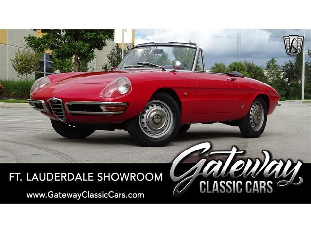 1967 Alfa Romeo Spider (CC-1530124) for sale in O'Fallon, Illinois