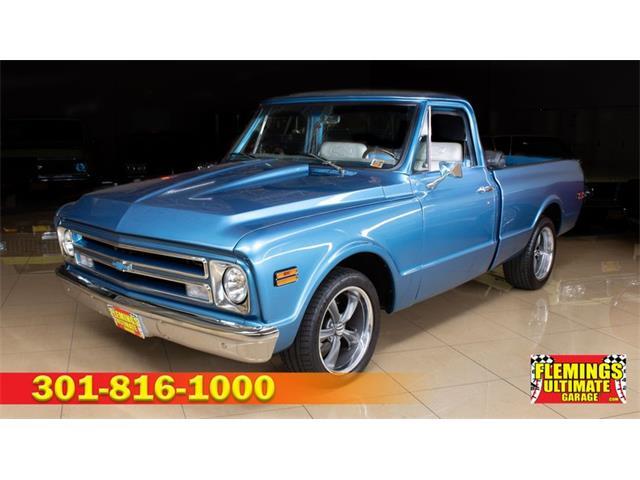 1971 Chevrolet C/K 10 (CC-1531240) for sale in Rockville, Maryland