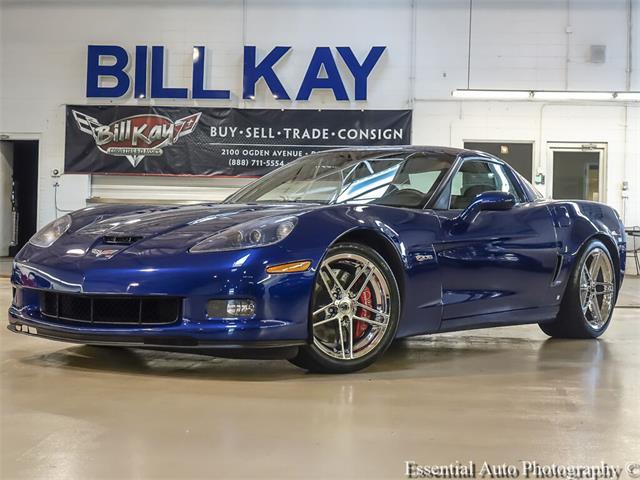 2007 Chevrolet Corvette (CC-1531254) for sale in Downers Grove, Illinois