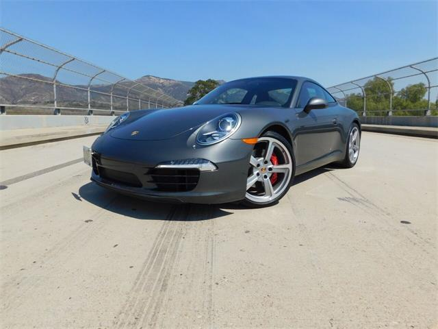 2014 Porsche 911 (CC-1531258) for sale in Santa Barbara, California
