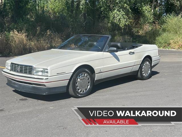 1993 Cadillac Allante (CC-1530127) for sale in Addison, Illinois