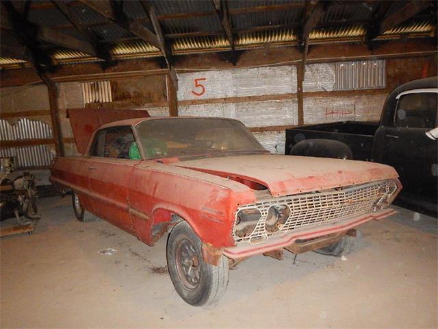 1963 Chevrolet Impala (CC-1531273) for sale in Celina, Ohio