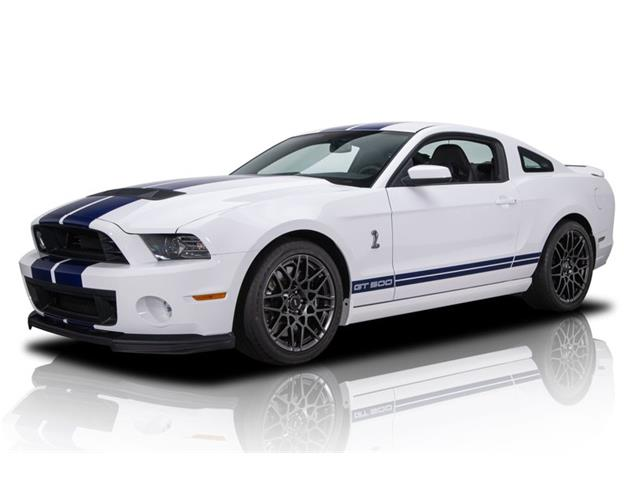 2014 Ford Mustang Shelby GT500 (CC-1530128) for sale in Charlotte, North Carolina