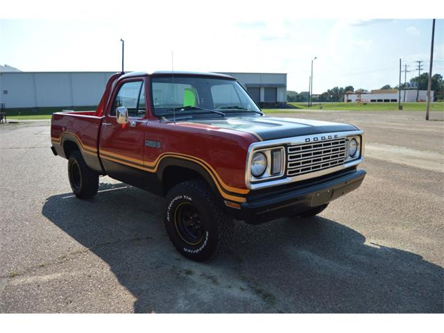 1978 Dodge W Series (CC-1531285) for sale in Batesville, Mississippi