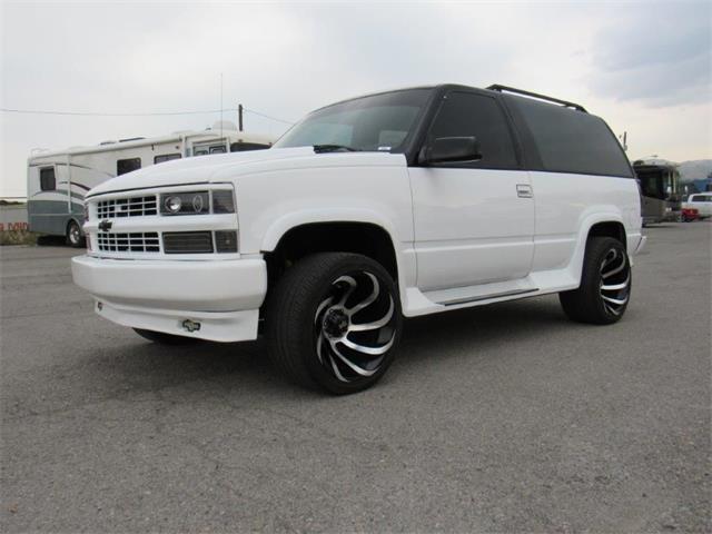 1993 Chevrolet Blazer (CC-1531286) for sale in Salt Lake City, Utah