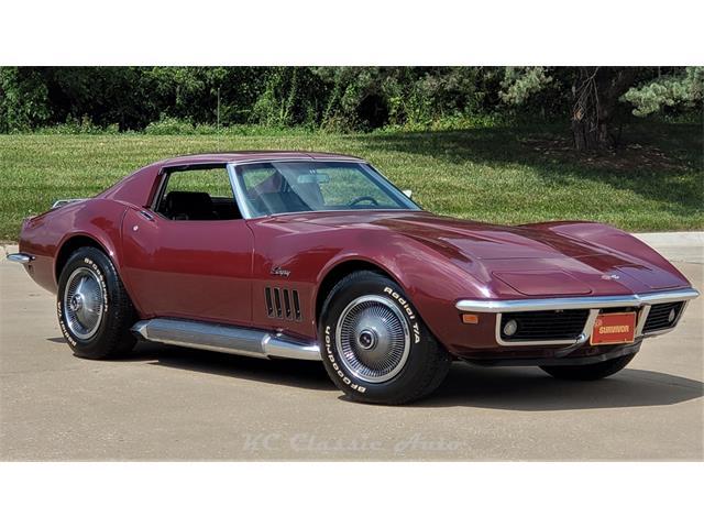 1969 Chevrolet Corvette (CC-1531304) for sale in Lenexa, Kansas