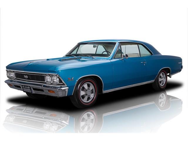 1966 Chevrolet Chevelle (CC-1530131) for sale in Charlotte, North Carolina