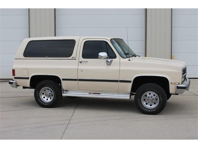 1990 Chevrolet Blazer (CC-1531314) for sale in Fort Wayne, Indiana