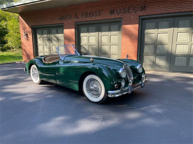 1957 Jaguar XK (CC-1531319) for sale in Washington, Michigan